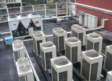 大学宿舍楼中央空调