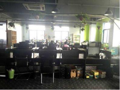 写字楼办公区吸顶中央空调