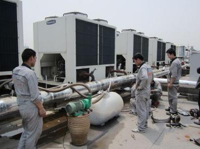 云南写字楼办公大楼中央空调系统多少钱