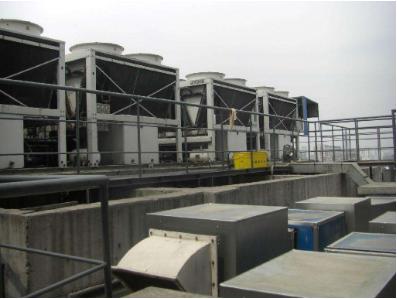 云南办公区大型商用中央空调系统安装价格