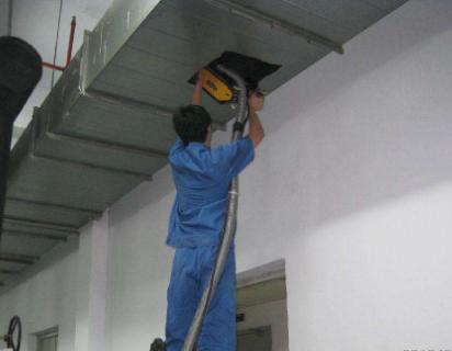 风管式中央空调安装
