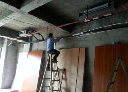 中央空调布线安装