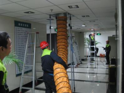 云南医院中央空调安装价格