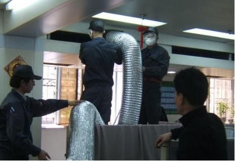 云南大型写字楼中央空调安装公司