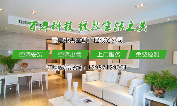 安装美观与实用性兼得的家用中央空调