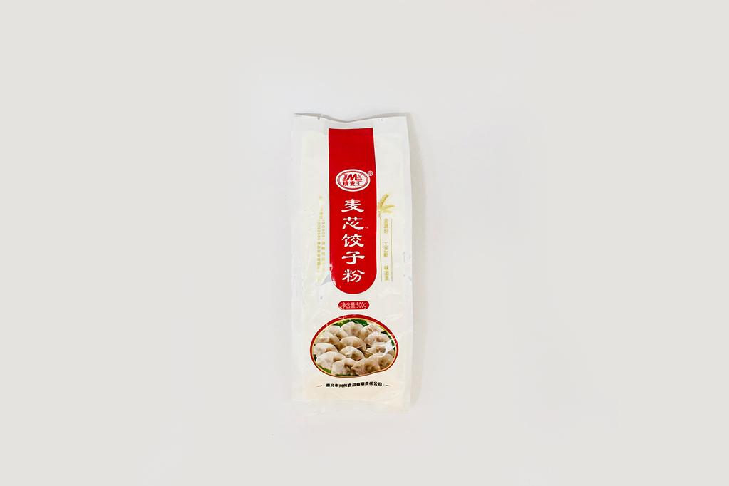 饺子粉500g