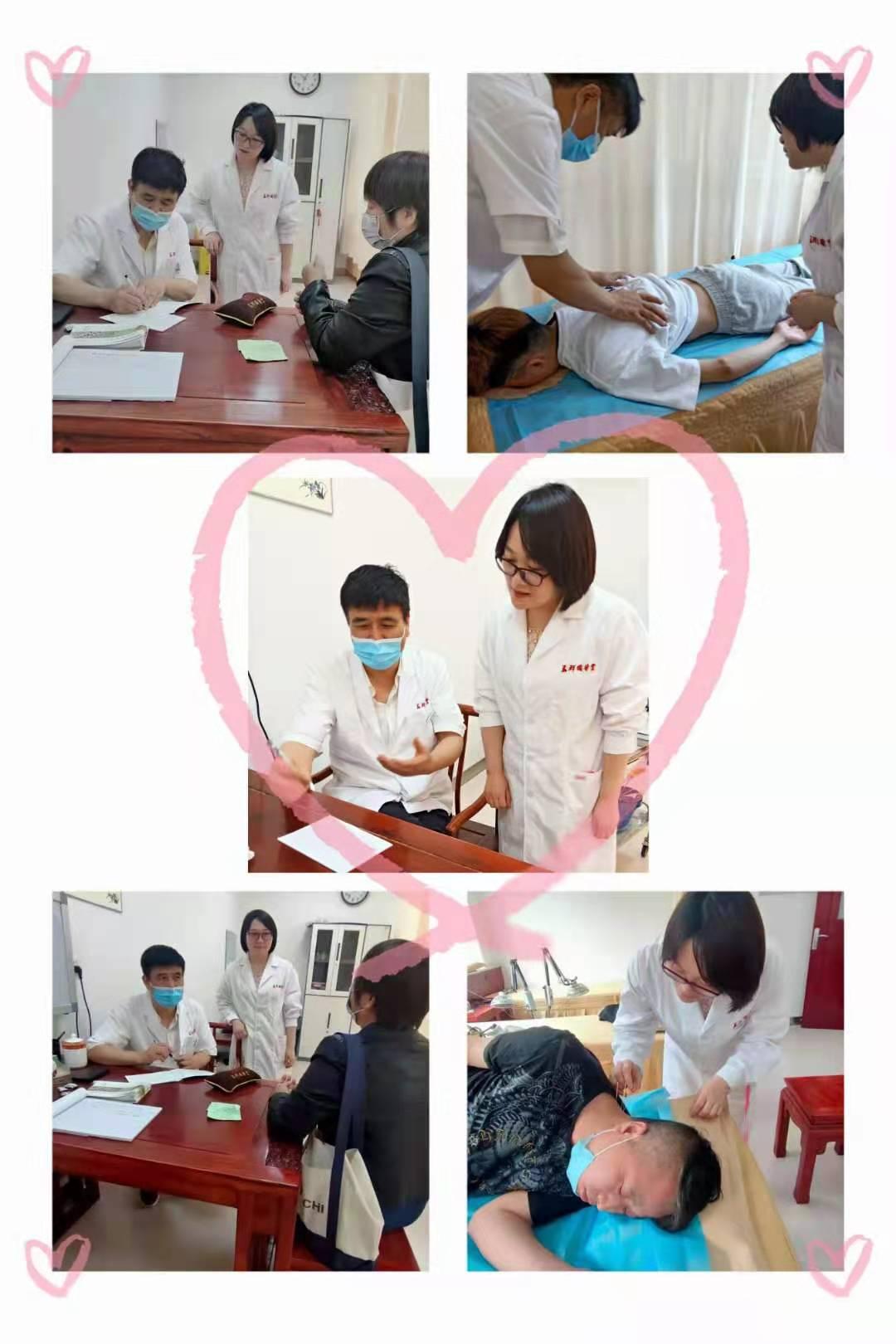 咸阳中医培训学校每一位学员在实习期间都有专业的针灸师随行