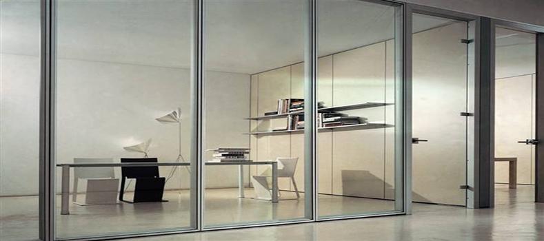 咸阳办公玻璃隔墙