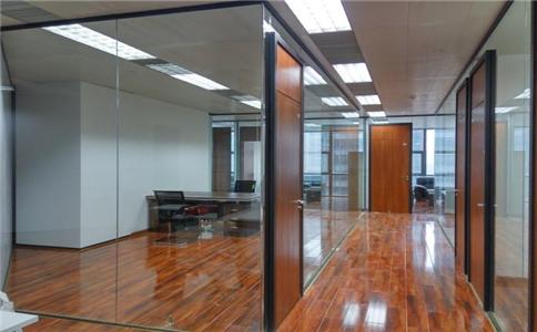 咸阳办公室玻璃隔断门定做