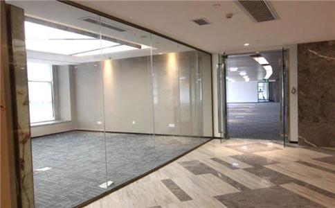 西安办公室玻璃隔断安装