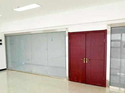 咸阳先河之星21楼会议室玻璃隔断