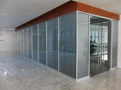 玻璃高隔间